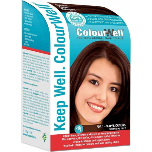 ColourWell Haarfarbe Mahagoni - 100 g