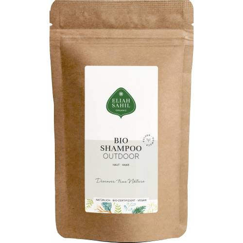 ELIAH SAHIL Bio-Shampoo Outdoor Haut & Haar - 500 g