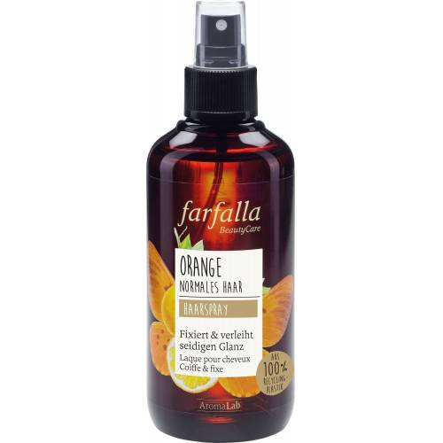 farfalla Orange Haarspray - 200 ml