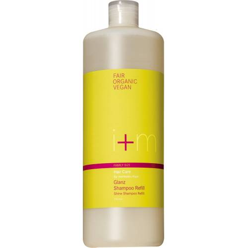 i+m Hair Care Zitrone Glanz Shampoo Refill - 1 l