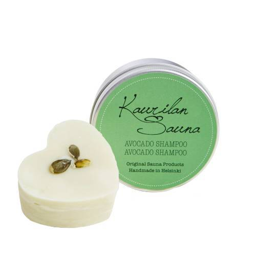 Kaurilan Sauna Shampoo Bar Avocado - Dose