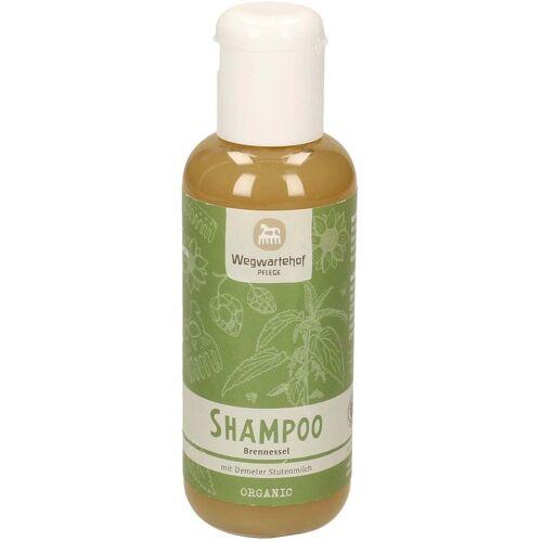Wegwartehof Stutenmilch-Shampoo mit Brennessel - 150 ml