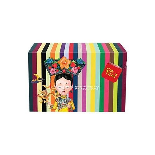 OR TEA? Rainbow Box - 1 Set