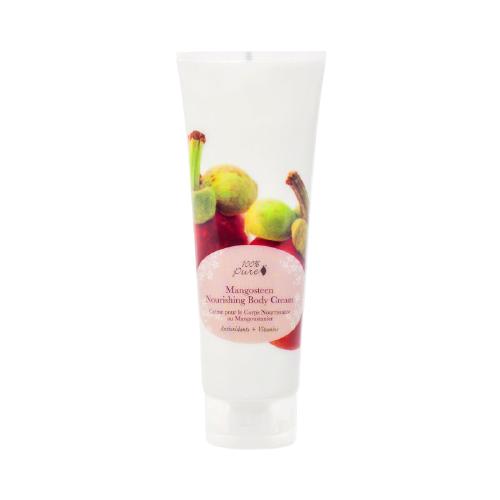 100% Pure Nourishing Body Cream - Mangosteen