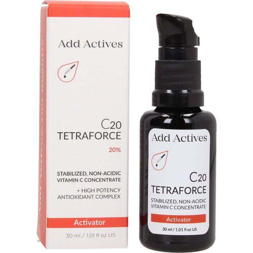 Add Actives C20 Tetraforce Activator - 30 ml