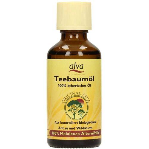 Alva Teebaumöl - 50 ml