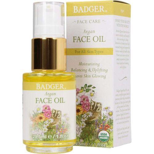 Badger Balm Argan Face Oil - 30 ml