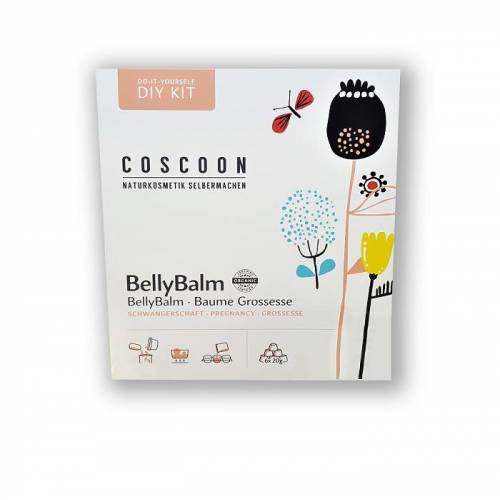 COSCOON DIY KIT Bio BellyBalm - 1 Set