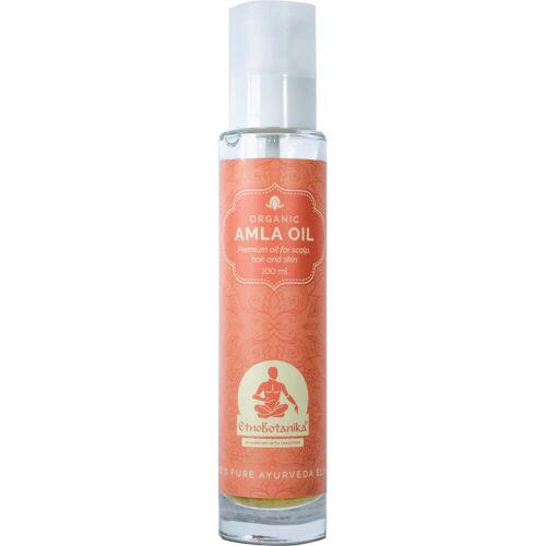 EtnoBotanika Organic Amla Oil - 100 ml