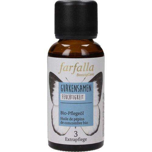 farfalla Bio-Pflegeöl Gurkensamen - 30 ml