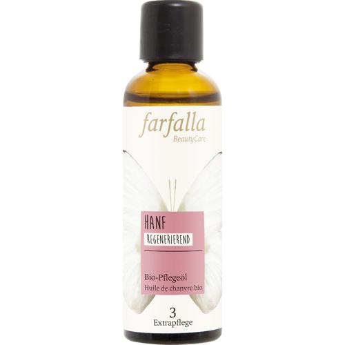 farfalla Bio-Pflegeöl Hanf - 75 ml