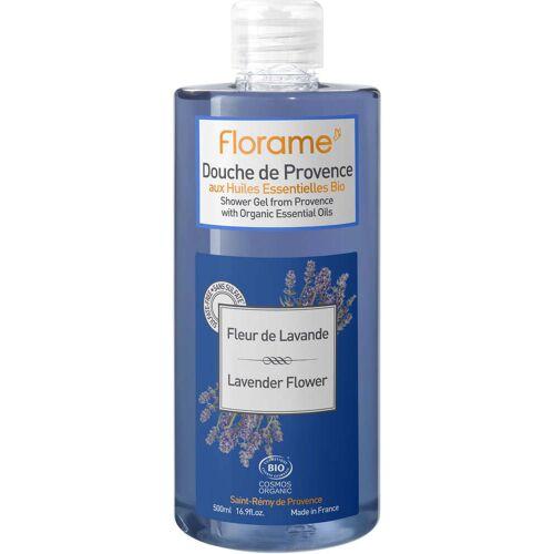 Florame Lavendelblüten Duschgel - 500 ml