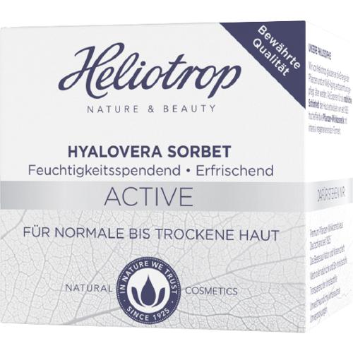 Heliotrop NATURE & BEAUTY ACTIVE Hyalovera Sorbet - 50 ml
