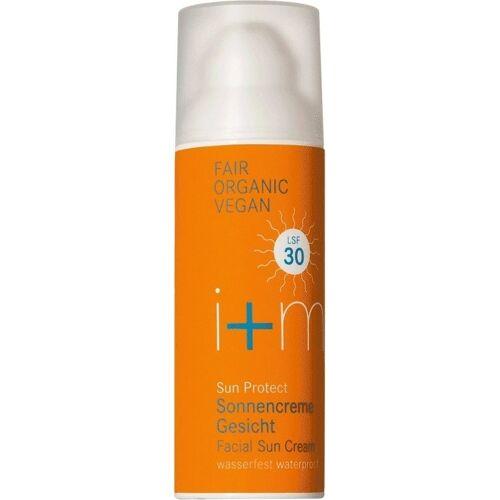 i+m Sun Protect Sonnencreme Gesicht LSF 30 - 50 ml