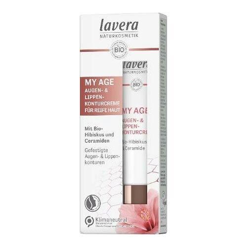 Lavera My Age Augen- & Lippenkonturcreme - 15 ml