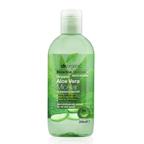 dr. organic Organic Aloe Vera Micellar Water - 200 ml