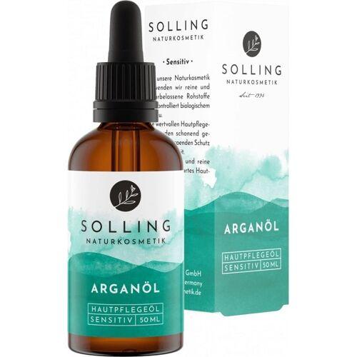 SOLLING Naturkosmetik Arganöl - 50 ml