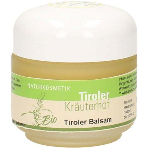 Tiroler Kräuterhof Tiroler Bio-Balsam - 30 ml