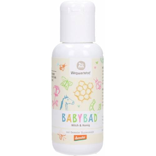 Wegwartehof Baby Bad Milch & Honig - 100 ml