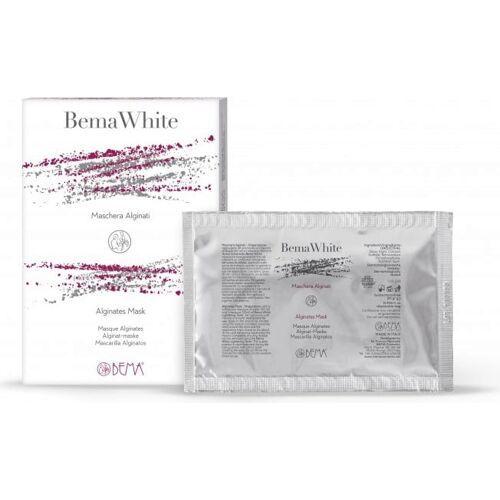 BEMA COSMETICI White Alginat Maske - 4x20 g