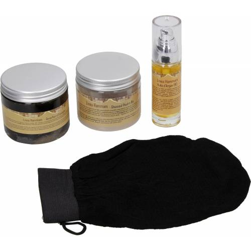 BeWell Green Hammam Box - 1 Set