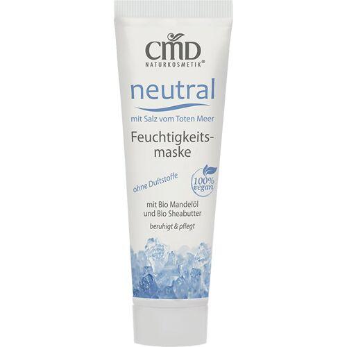 CMD Naturkosmetik Neutral Feuchtigkeitsmaske - 50 ml