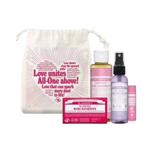 Dr. Bronner's Love Set Red - 1 Set