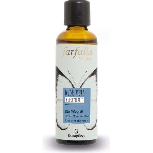 farfalla Bio-Pflegeöl Aloe Vera - 75 ml