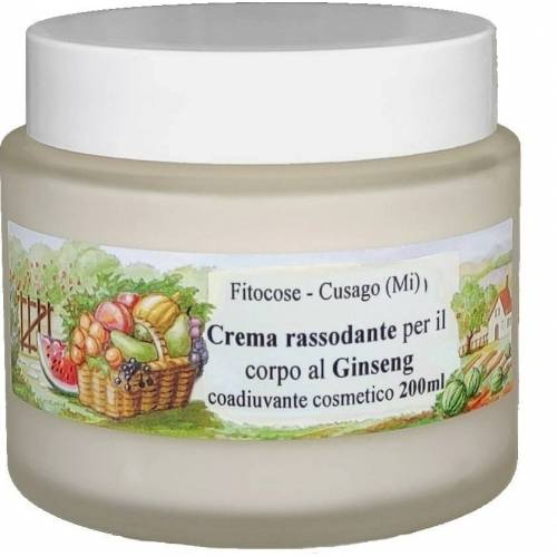 Fitocose Ginseng Firming Body Cream - 200 ml