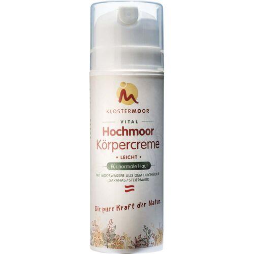 Klostermoor VITAL Hochmoor Körpercreme leicht - 130 ml