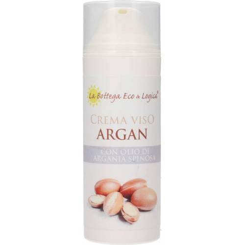 La Bottega Eco & Logica Argan Gesichtscreme - 50 ml