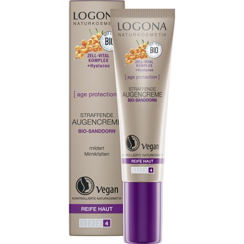 LOGONA age protection Straffende Augencreme - 15 ml