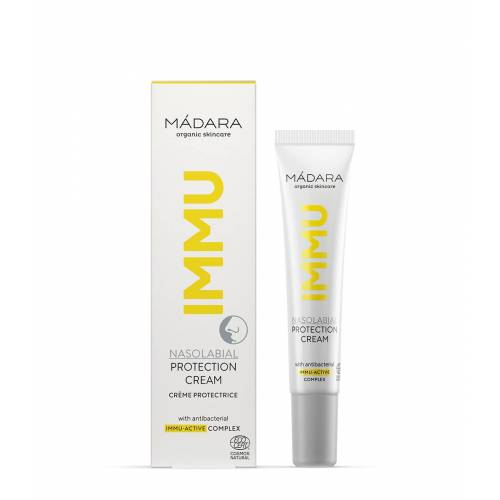 MÁDARA Organic Skincare IMMU Nasolabial Protection Cream - 15 ml