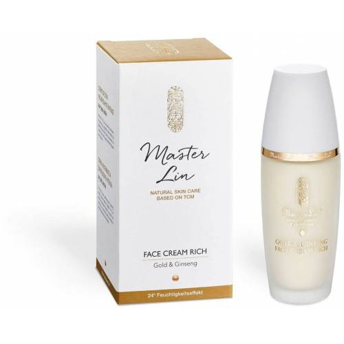 Master Lin Face Cream Rich Gold & Ginseng - 60 ml