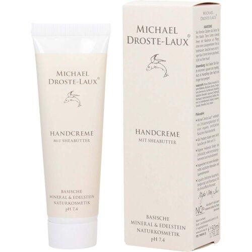 MICHAEL DROSTE-LAUX Basische Handcreme - 50 ml