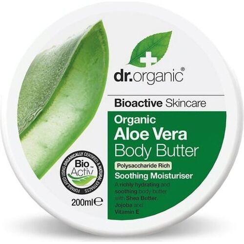 dr. organic Organic Aloe Vera Body Butter - 200 ml