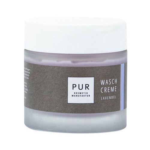 PUR Waschcreme Lavendel - 90 g