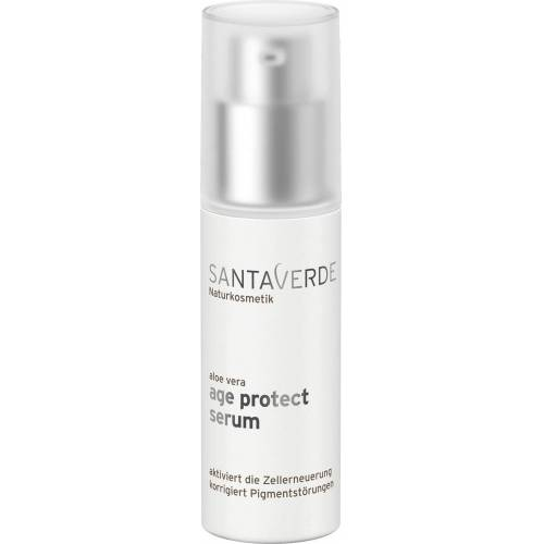 Santaverde Age Protect Serum - 30 ml