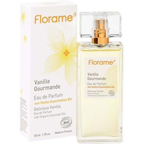 Florame Eau de Parfum Vanille Gourmande (Sinnliche Vanille) - 50 ml