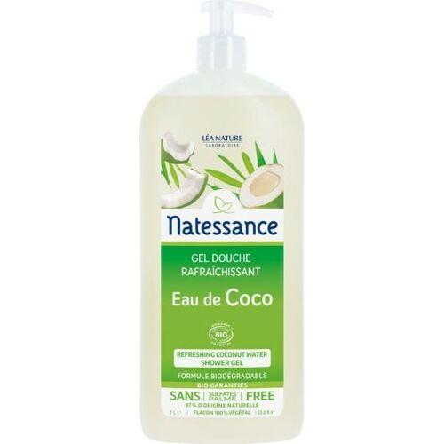 Natessance Duschgel Kokoswasser - 1 l