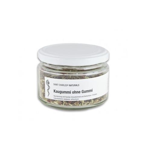 SAINT CHARLES Kaugummi ohne Gummi - 80 g