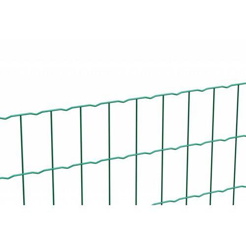 GAH Alberts GAH Ziergitter-Zaun Deco, Grün, H: 410 mm  L: 10 m, Zierzaun, Dekozaun, 41 cm hoch