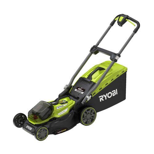 RYOBI B-Ware RYOBI RY18LMX40A-0 18 V Akku-Rasenmäher 40cm Schnittbreite ohne Akku & Ladegerät