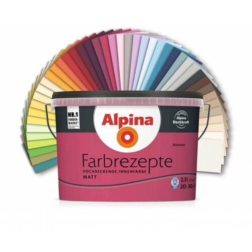 Alpina Farben Alpina Farbrezepte Innenfarbe Wandfarbe 2,5 L