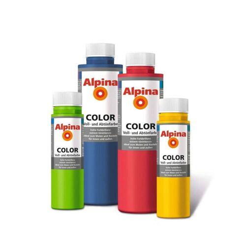 Alpina Farben Alpina Voll und Abtönfarbe Wandfarbe (Color)