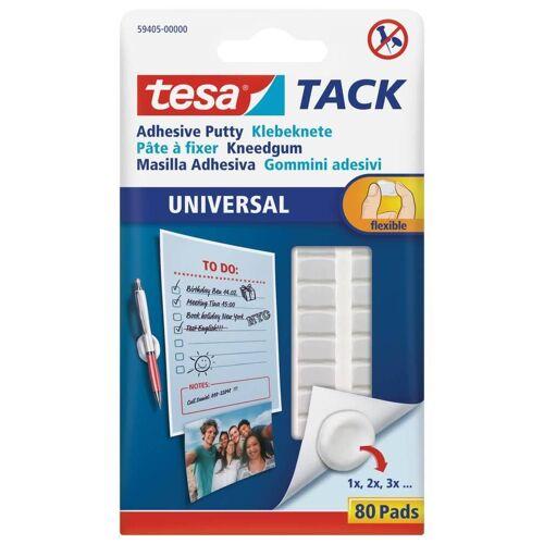 tesa SE tesa Tack® Klebeknete Universal  80 Pads
