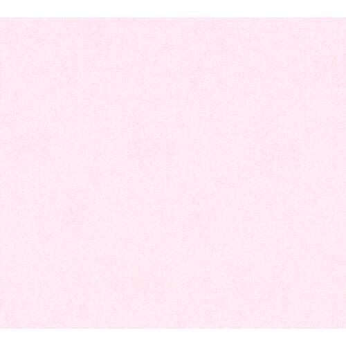 AS Creation Vliestapete Little Stars Rosa, 355661 Kinder-Tapete