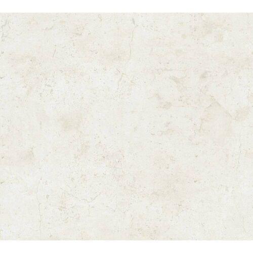 AS Creation Tapete  Betonoptik Creme Weiß  New Walls