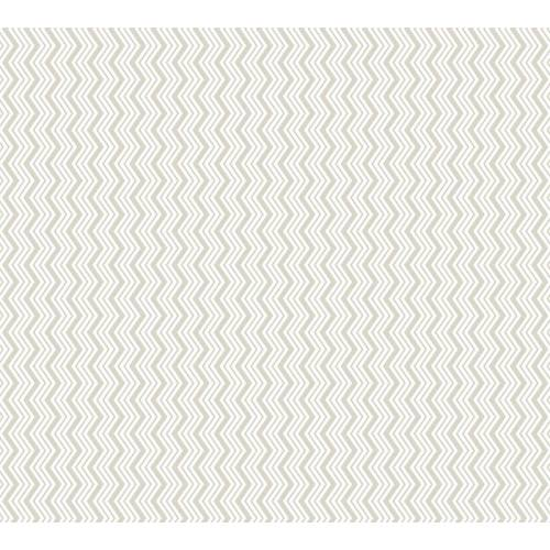 Esprit Home Vliestapete Esprit 13 Grau-Weiß-Metallic, 357584 Tapete