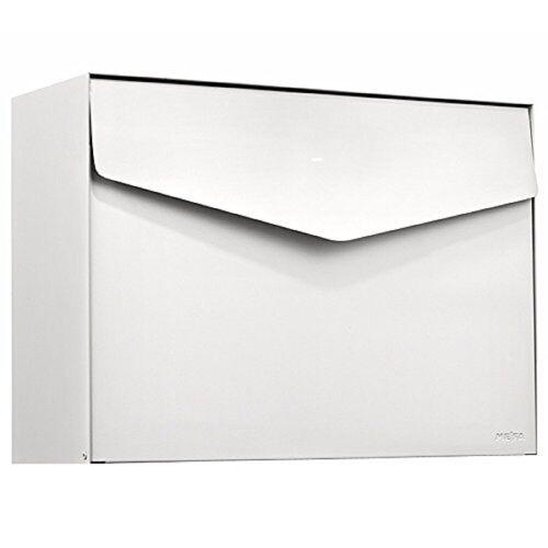 Mefa Renz MEFA Letter 112 Briefkasten alle Farben  Briefumschlag-Form  Renz Wandbriefkasten mit Schloss